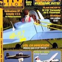 RC Pilot 136 de Mars 2015 disponible dans les kiosques.