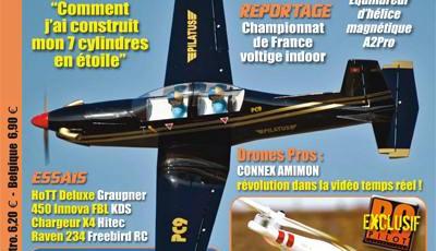 RC Pilot 138 de Mai 2015 disponible dans les kiosques.