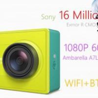 Caméra Xiaomi Yi Sport : Une nouvelle venue sur le marché.