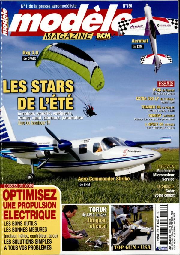 Modele Magazine 766