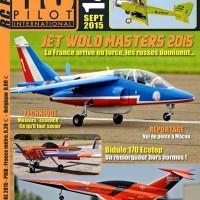 RC Pilot 142 de Septembre 2015 disponible dans les kiosques.
