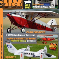 RC Pilot 143 - Couverture