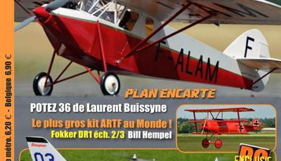 RC Pilot 143 - Couverture