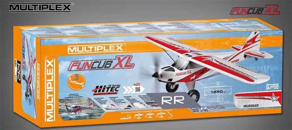 Multiplex - FUNCUB XL - Boite RR