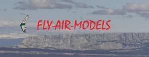 Fly Air Models - Logo