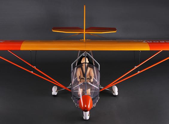 Hobbyking Aerosport 103 - Vue de devant