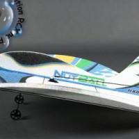 NUTBALL de Hobbyking : L'avion tout rond pour se défouler.