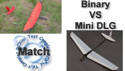 BINARY 900 ou MINI DLG 950 : Le Test comparatif de Vincent.
