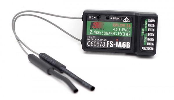 FLYSKY FS I6S - Récepteur FS-IA6B