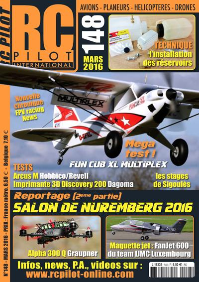RC Pilot 148 - Couverture