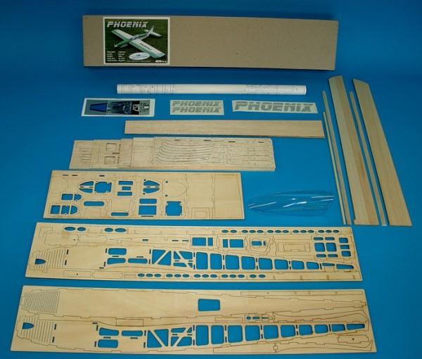 PHOENIX 1180 de Silence Model