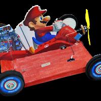 Super Mario Kart RC - ça roule et ça vole !!