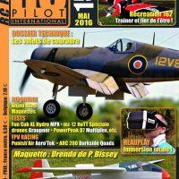 RC Pilot 150 de Mai 2016 : Enfin disponible dans les kiosques.