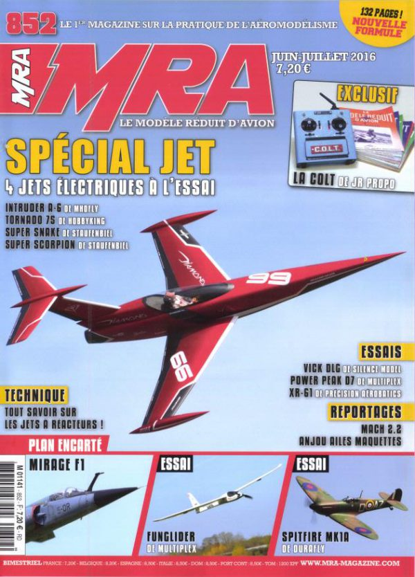 MRA 852
