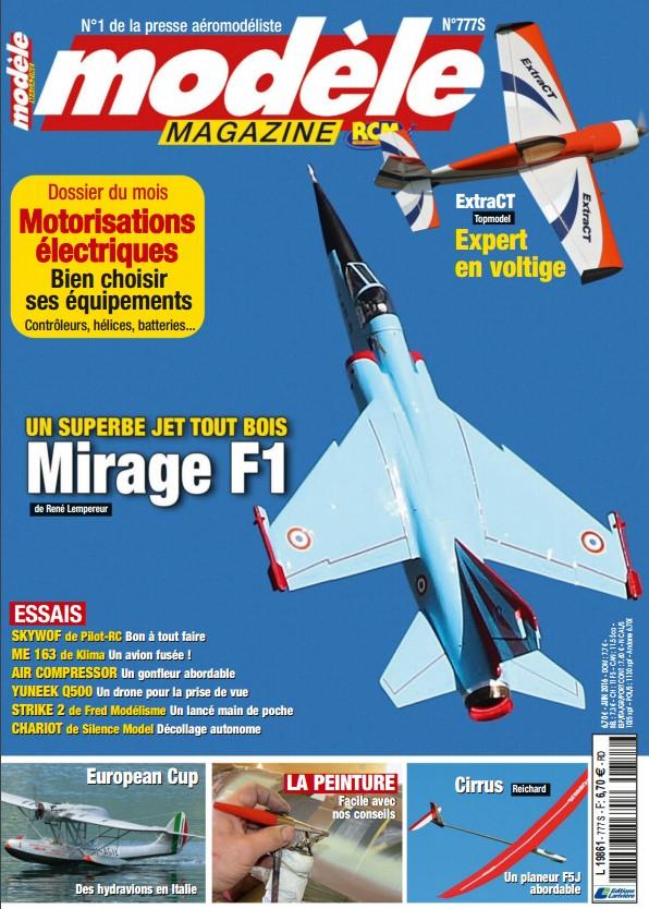 Modele Magazine 777