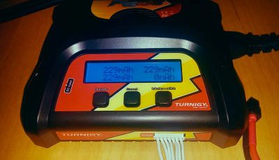 Chargeur TURNIGY P606: simple et efficace