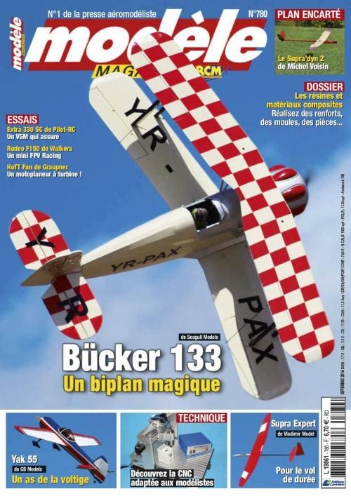 Modele Magazine 780 - Couverture