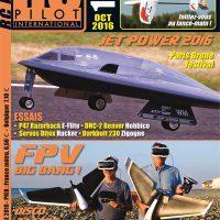 RC Pilot 154 d'Octobre 2016 : Enfin disponible dans les kiosques.