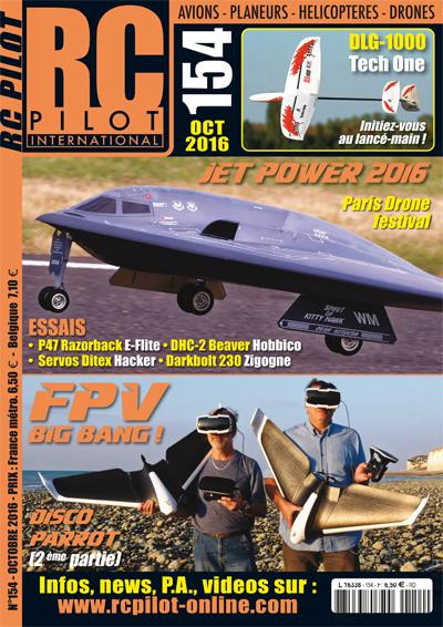 RC PILOT 154 - Couverture