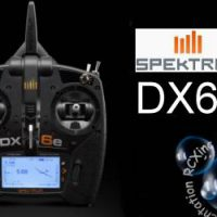 Spektrum DX6e: La radiocommande remplaçante de la DX6I.