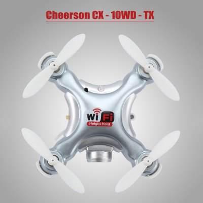 CX 10WD de Cheerson - Argent