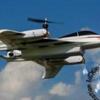 CONVERGENCE VTOL de E-Flite : Un avion Vertical TakeOff and Landing (VTOL).