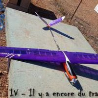 E-Hawk 1500 de Thunder Tiger : [Restauration] - Ailerons et empennages.