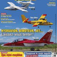 Modele Magazine 781 d'Octobre 2016 : Le sommaire du numéro.