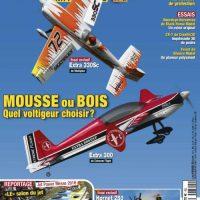 Modele Magazine 782 de Novembre 2016 : Le sommaire du numéro.