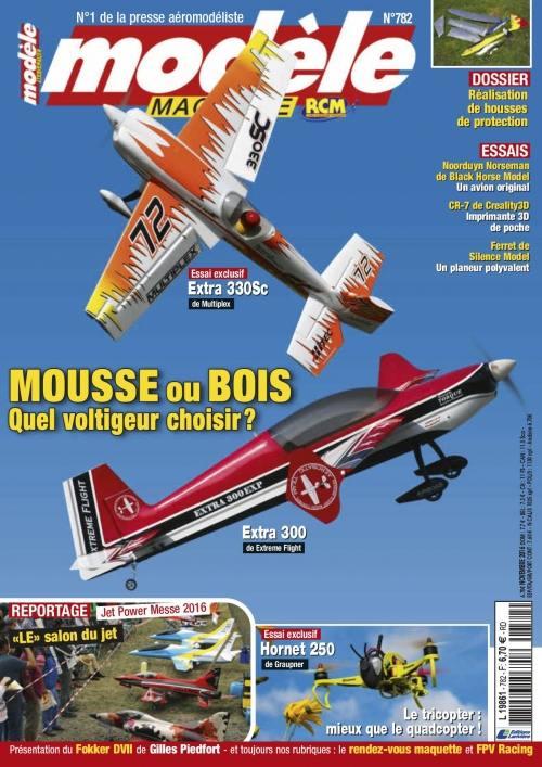 Modele Magazine 782 - Couverture