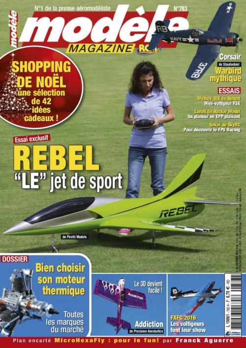 Modele Magazine 783 - Couverture