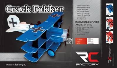 CRACK FOKKER DR1