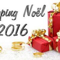Shopping de Noël 2016