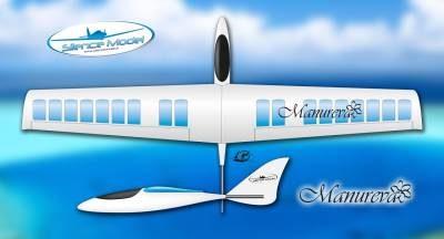 MANUREVA de Silence Model : Une superbe aile à construire pour son plus grand plaisir.