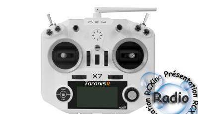 TaranisQ X7 - Présentation