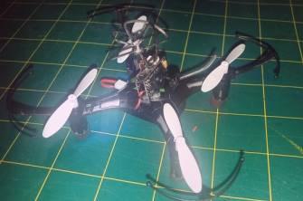 Le projet EACHINE H8 MINI FPV : Le drone idéal et pas cher pour débuter le FPV Racing.