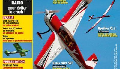 Modele Magazine 790 de Juillet 2017 : Le sommaire du numéro.
