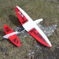 Le CeePee de Silence Model : Un petit planeur pente au look de Geebee.